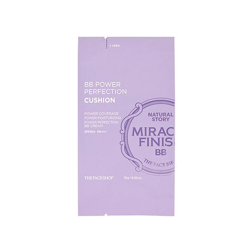 [THE FACE SHOP] BB Power Perfection  Cushion (Refill)