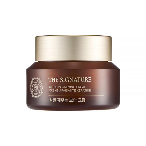 [THE FACE SHOP] The Signature Keratin Calming Cream
