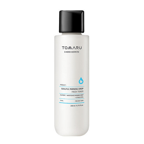 [THE FACE SHOP] Tomaru - Soulful Morning Drop Fresh Toner