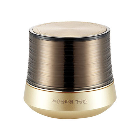 [THE FACE SHOP] Yehwadam Nokyong Collagen Contour Lift Gold Capsule Cream