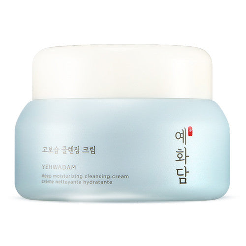 [THE FACE SHOP] Yehwadam_Deep Moisturizing Cleansing Cream
