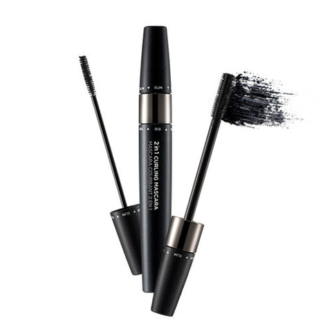 [THE FACE SHOP] 2 in 1 curling Mascara