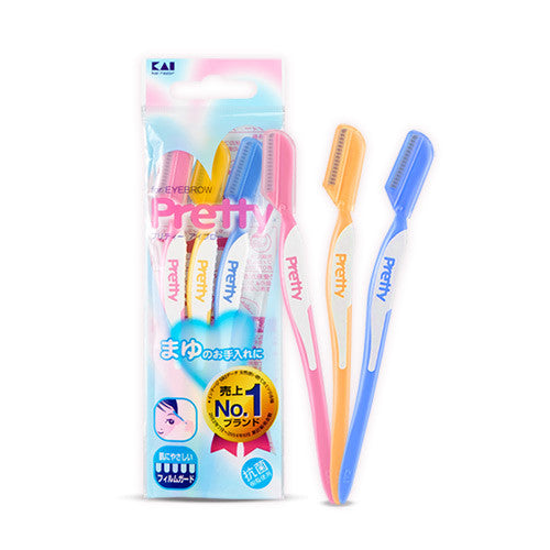 [THE FACE SHOP] Daily Beaty Tools KAI Pretty Eyebrow Razor