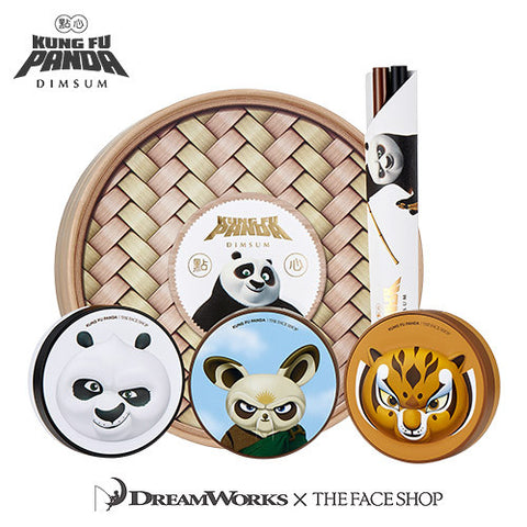 [THE FACE SHOP] Kung Fu Panda Dimsum SET
