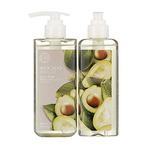 [THE FACE SHOP] Avocado Body Wash