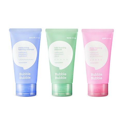 [THE FACE SHOP] Bubble Bubble Cleanser