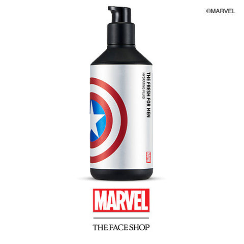 [THE FACE SHOP] The Fresh For Men Hydrating Fluid (Marvel X The Face Shop)