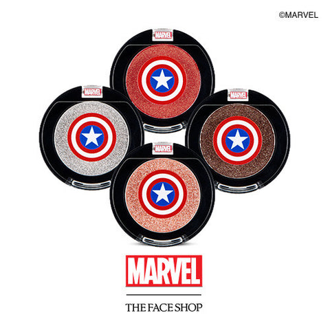 [THE FACE SHOP] Single Shadow (Marvel X The Face Shop)
