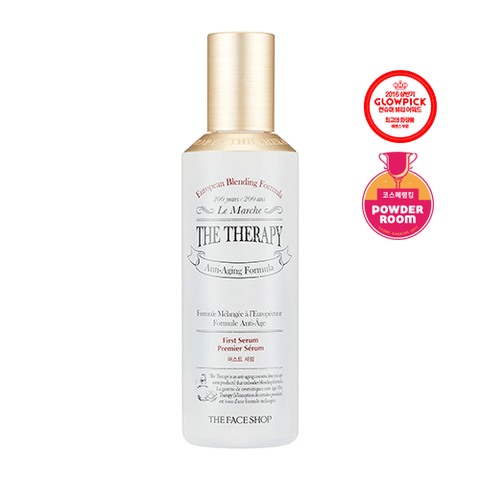 [THE FACE SHOP] The Therapy First Serum (Big Size)