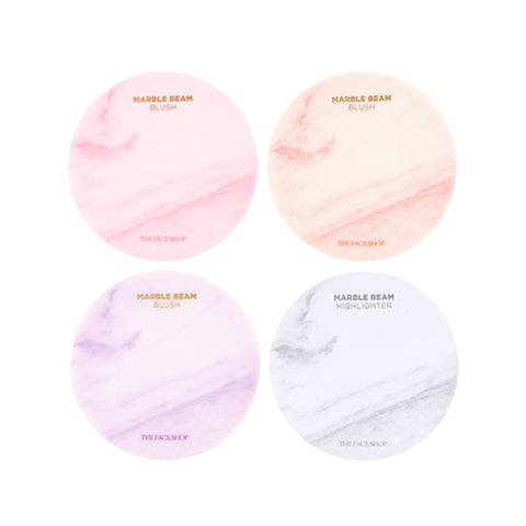 [THE FACE SHOP] Marvel Beam Blush & Highlighter