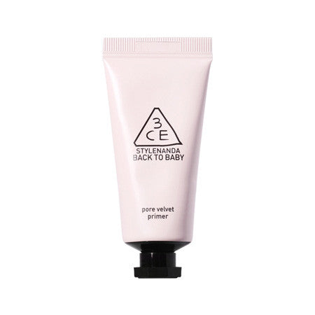 [3CE] BACK TO BABY PORE VELVET PRIMER