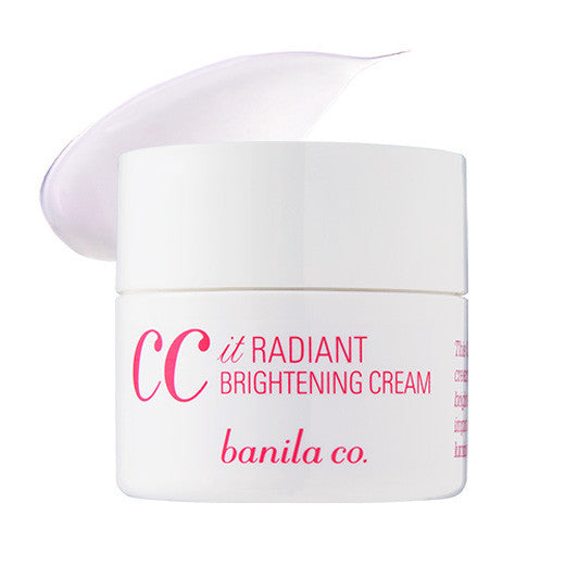 banila co. It Radiant Brightening Cream