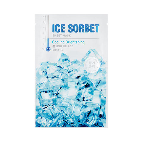 [MISSHA] Ice Sorbet Cooling Brightening