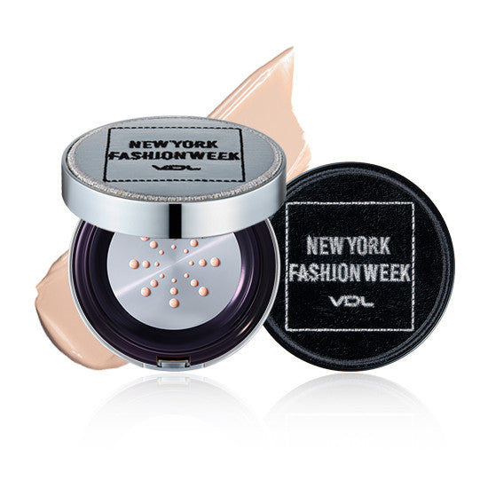 [VDL] Expert Metal Cushion Foundation (New York Fashion Week)