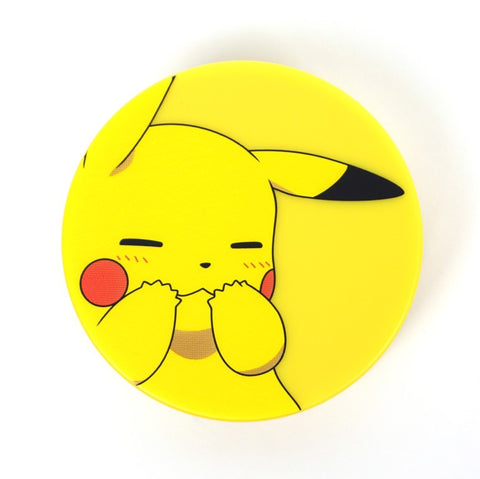 [TONYMOLY] Pokemon Pikachu Mini Cover Cushion-02 Warm Beige