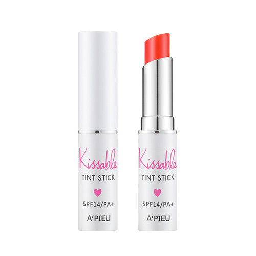 [APIEU] Kissable Tint Stick SPF14/PA+ [CR01]