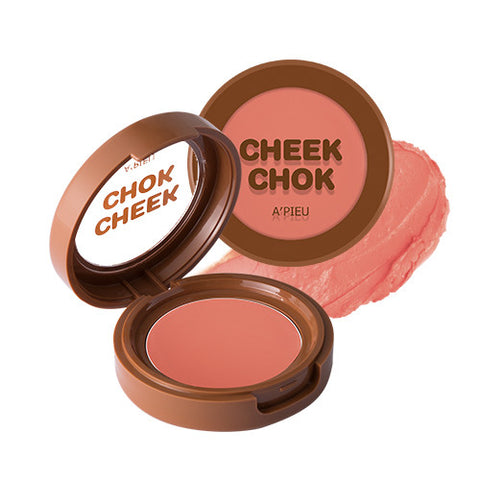 [Apieu] Creamy Cheek-Chok Blusher [CR02]