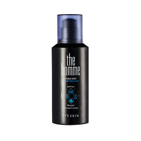 [It'S SKIN] The Homme Double Shot Moisture Fluid