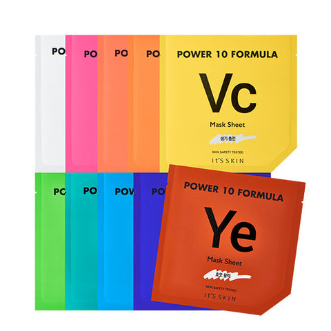[IT'S SKIN] Power 10 Formula Sheet Mask