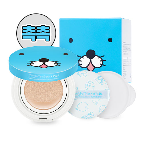 [APIEU] Air Fit Cushion Special Set - 21  (BONOBOBO Edition)