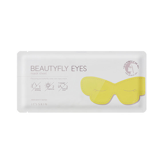 [IT'S SKIN] Beautyfly Eyes Mask Sheet