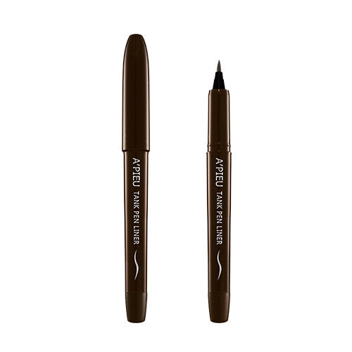 [APIEU] Tank Pen Liner [Brown]