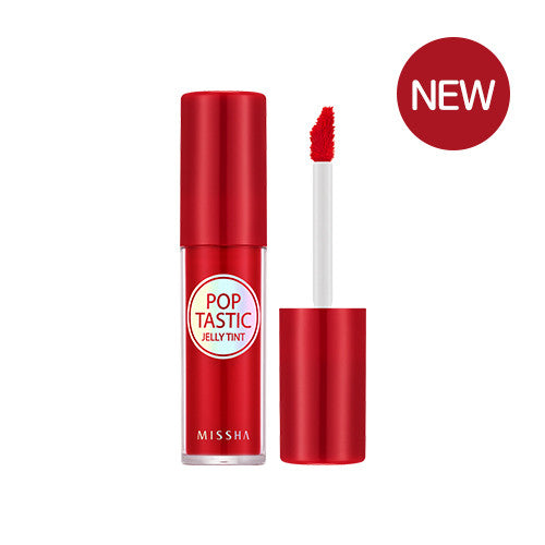 [MISSHA] Pop Tastic Jelly Tint [So Red]