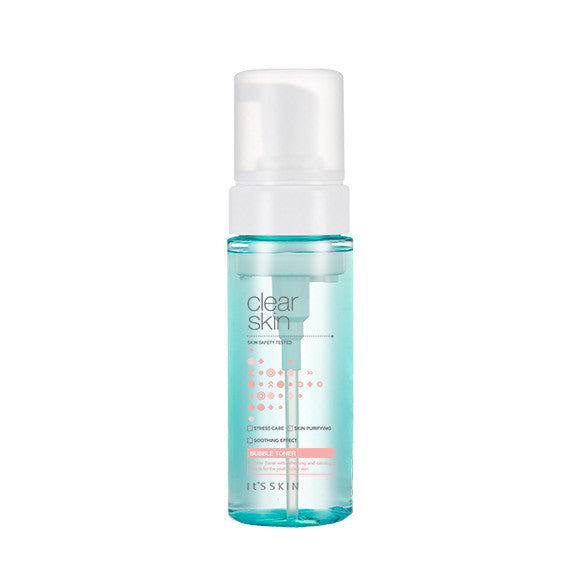 [IT'S SKIN] Clear Skin Bubble Toner
