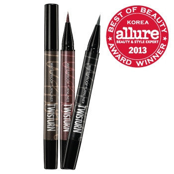 [CLIO] Waterproof Turnliner Twisturn