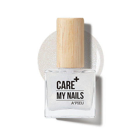 [APIEU] Care My Nails [Pearl Top Coat_Opal]