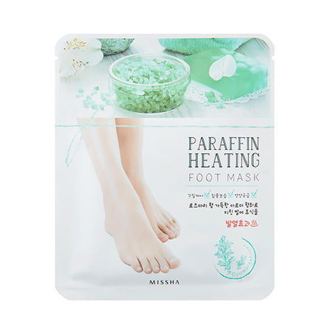 [MISSHA] Paraffin Heating Foot Mask