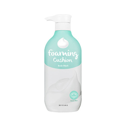 [MISSHA] Foaming Cushion Body Wash [Heaven Blue]