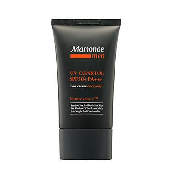 Mamonde Men UV Control Everyday Sun Cream SPF50+ PA+++
