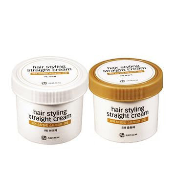 ARITAUM Hair Styling Straight Cream