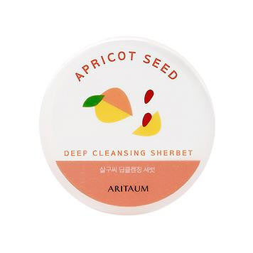 ARITAUM Apricot Seed Deep Cleansing Sherbet