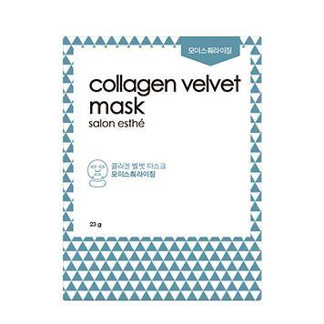 ARITAUM Salon Esthe Collagen Velvet Mask