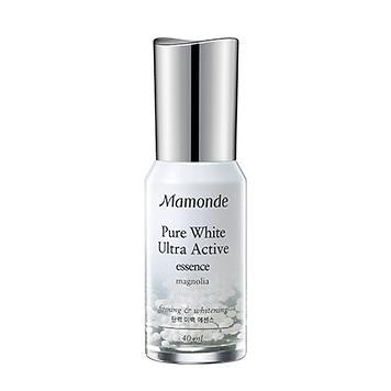 [Mamonde] Pure White Ultra Active Essence