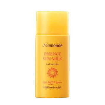 [Mamonde] Calendula Essence Sun Milk