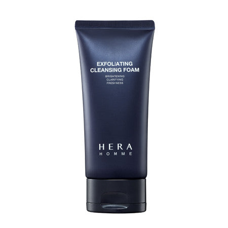 [HERA] HOMME EXFOLIATING CLEANSING FOAM