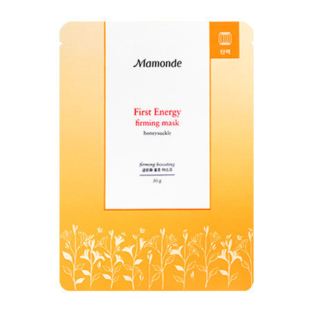 [Mamonde] First Energy Firming Mask