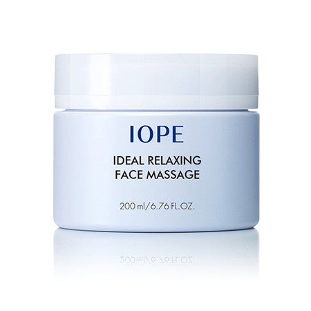 [IOPE] IDEAL RELAXING FACE MASSAGE