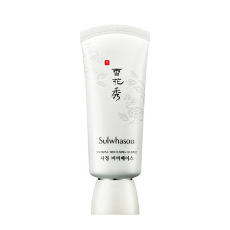 [Sulwhasoo] Snowise Whitening Essence BB