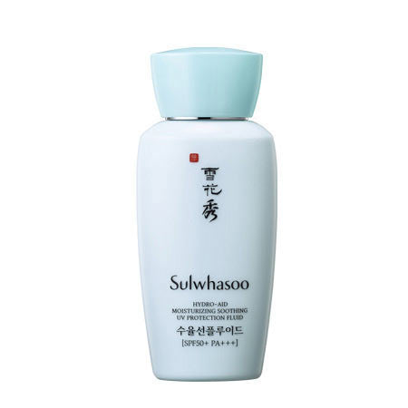 [Sulwhasoo] Hydro-aid Moisturizing Soothing UV Protection Fluid