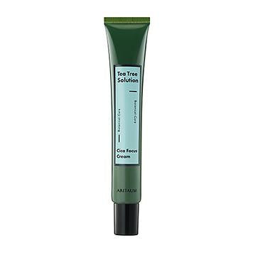 [ARITAUM] Teatree Solution Cica Focus Cream