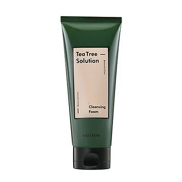 [ARITAUM] Teatree Solution Cleansing Foam