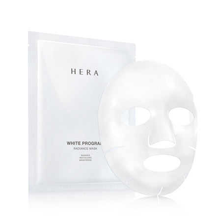 [HERA] WHITE PROGRAM BIOGENIC CREAM MASK