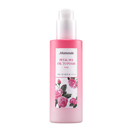 [Mamonde] Petal Spa Oil to Foam