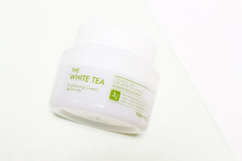 [TONYMOLY] The White Tea Brightening Cream