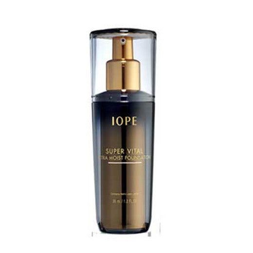 IOPE Super Vital Extra Moist Foundation