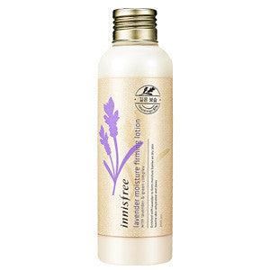 Innisfree Lavender Moisture Firming Lotion